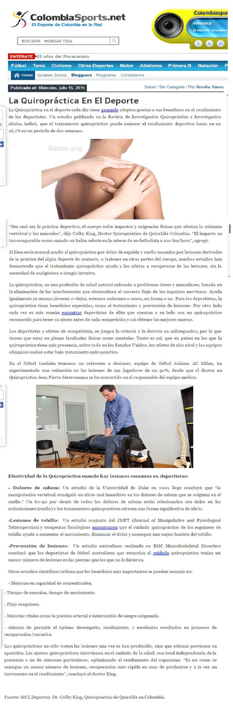 Colombiasport.net 15 de julio[web]