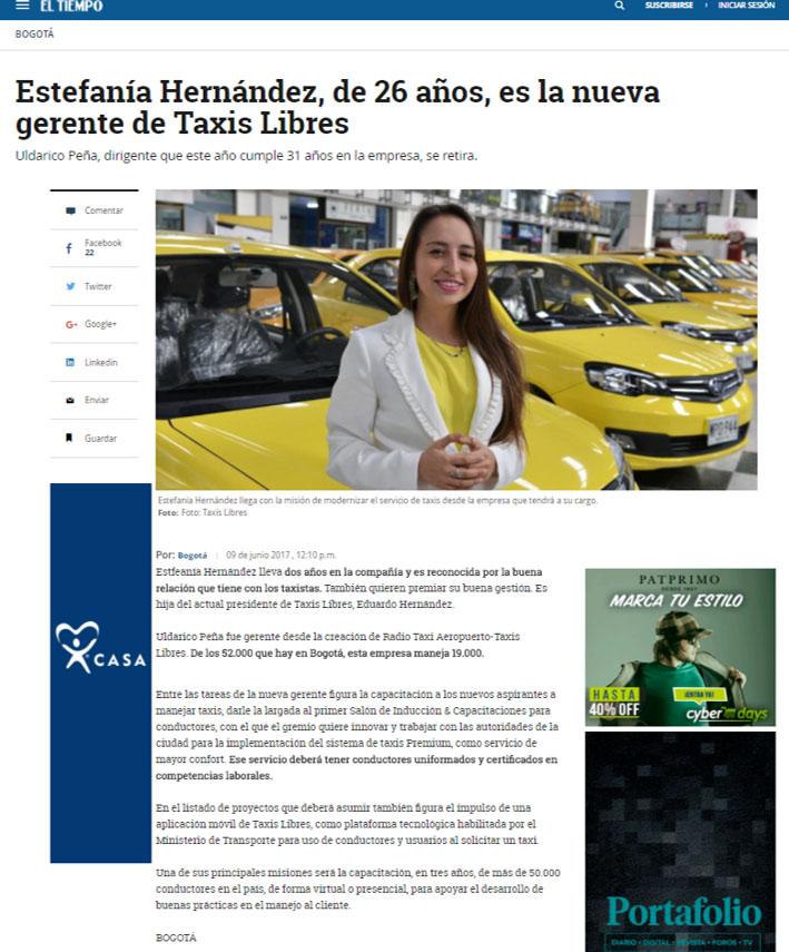 El Tiempo.com 9 jun