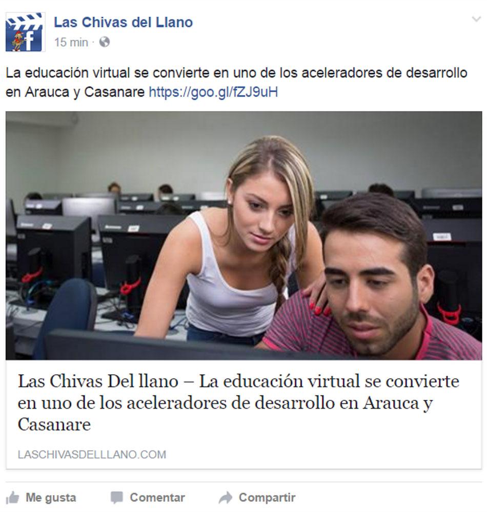 Las Chivas del llano facebook