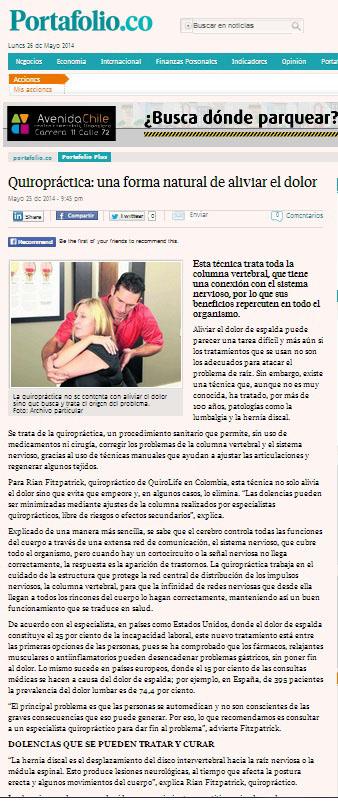 PORTAFOLIO WEB – 25 MAYO