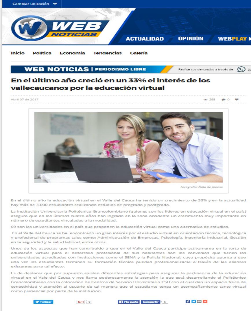 Web noticias.com