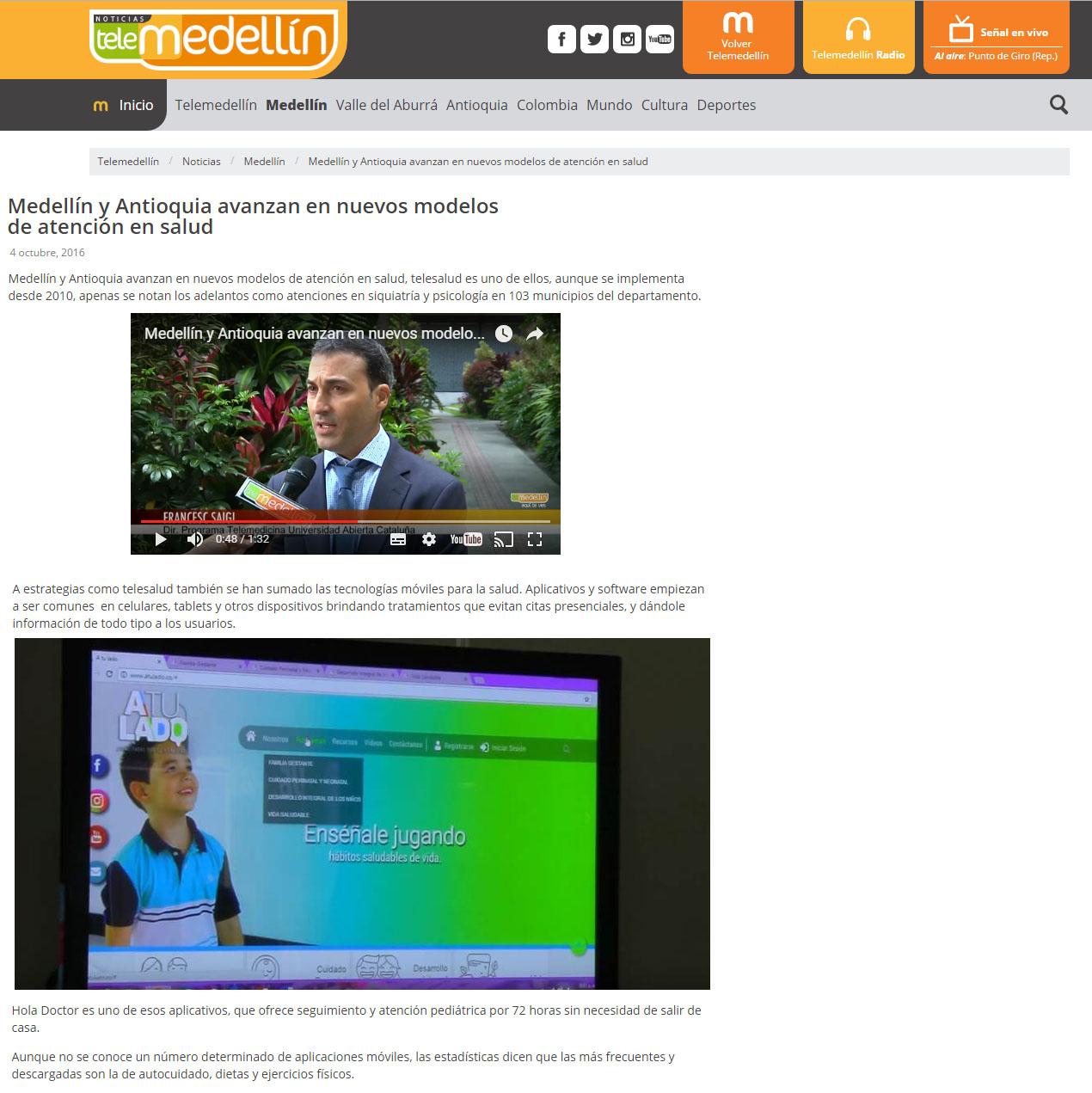 telemedellin.tv 04 de oct 2016