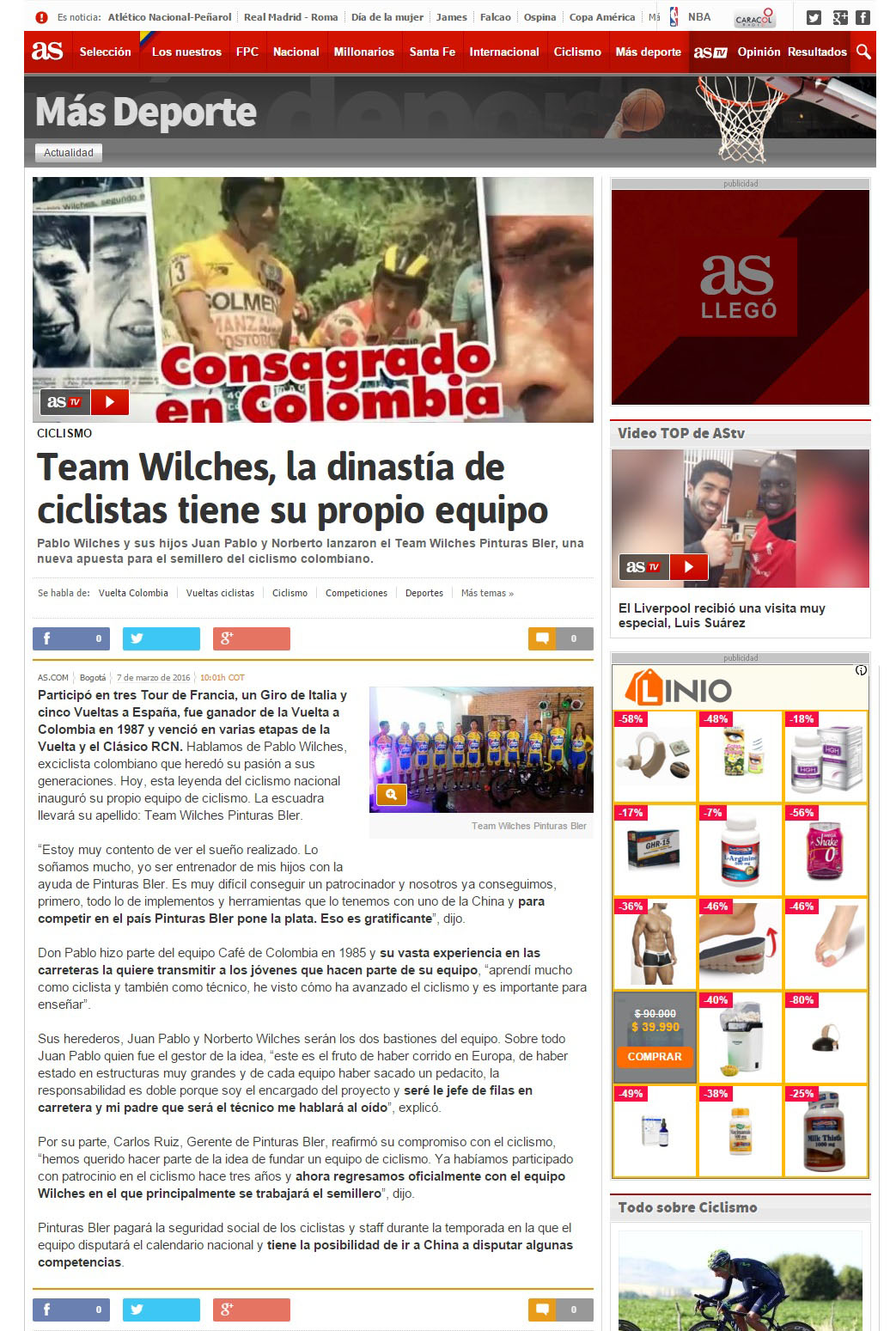 As Colombia 7 de Marzo 2016 [web]