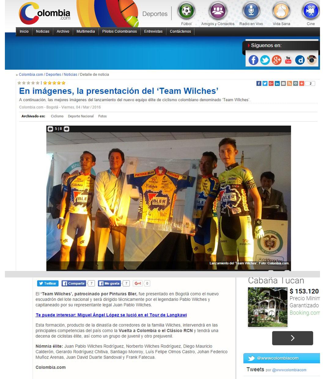 Colombia.com 4 de Marzo 2015 [web]