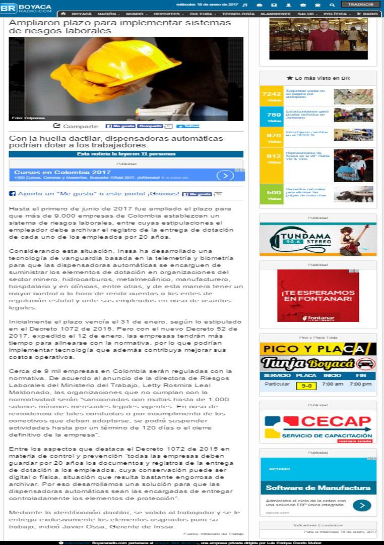 Boyacá radio.com
