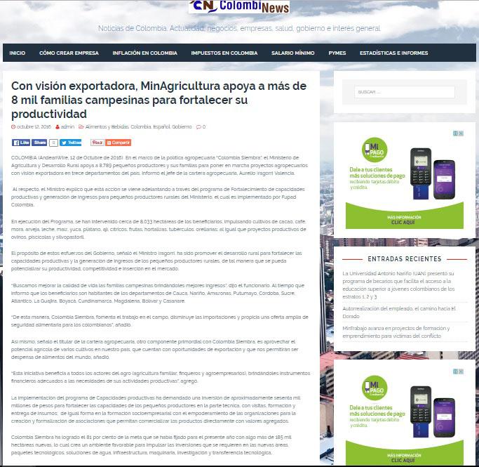CN Colombi News