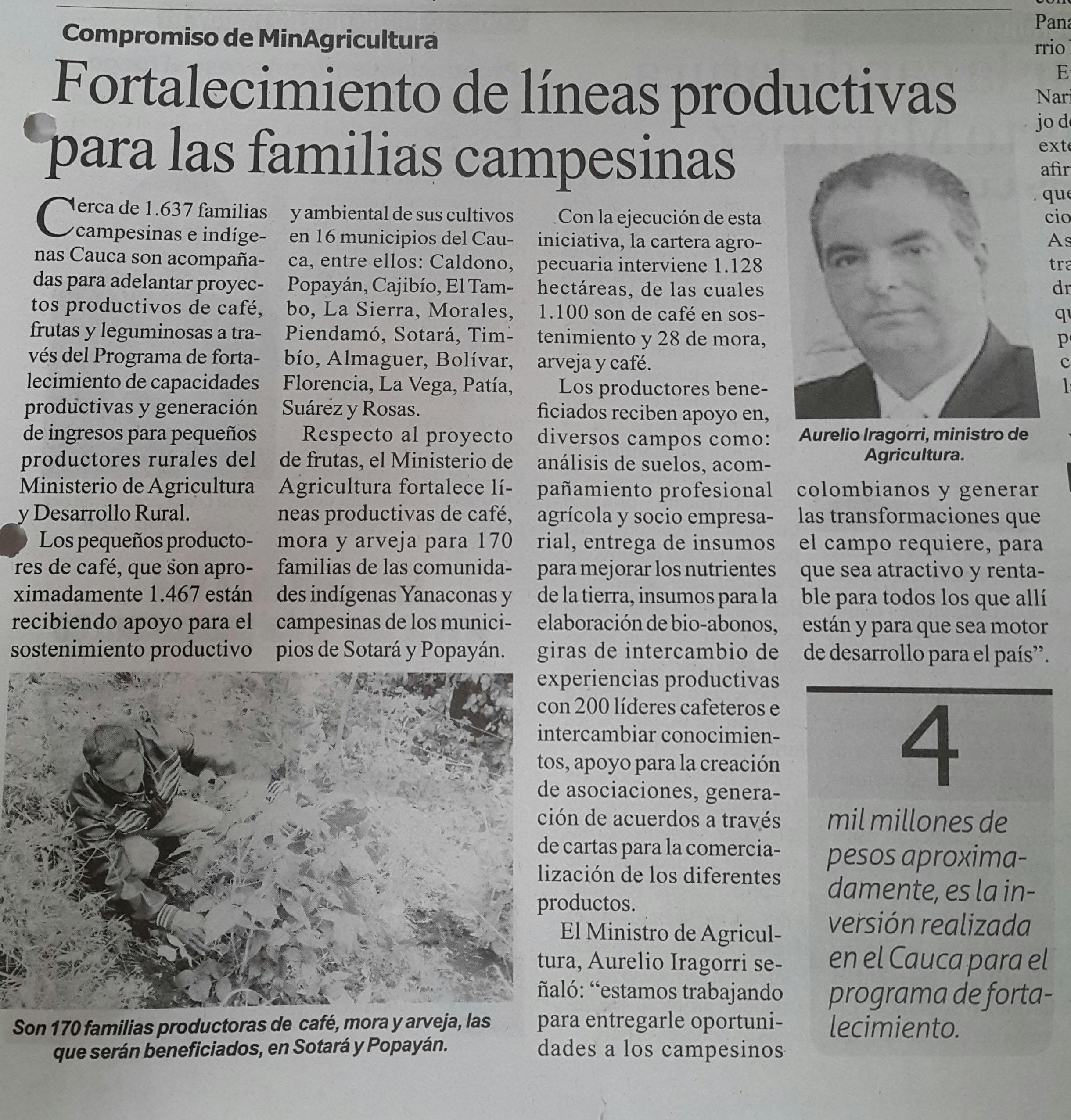 Cauca-Diario del Cauca