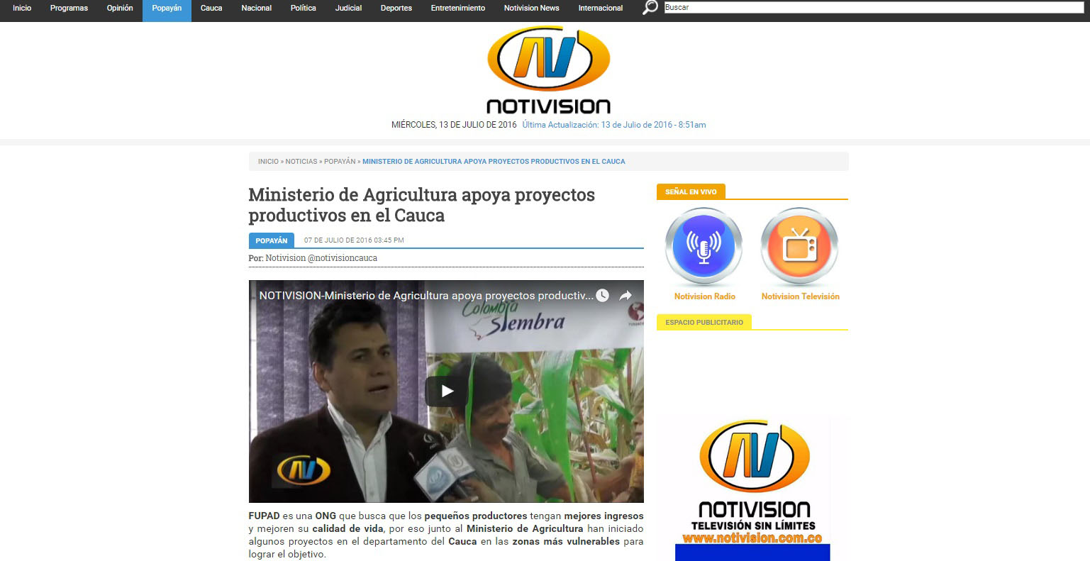 Cauca – notivision.com.co