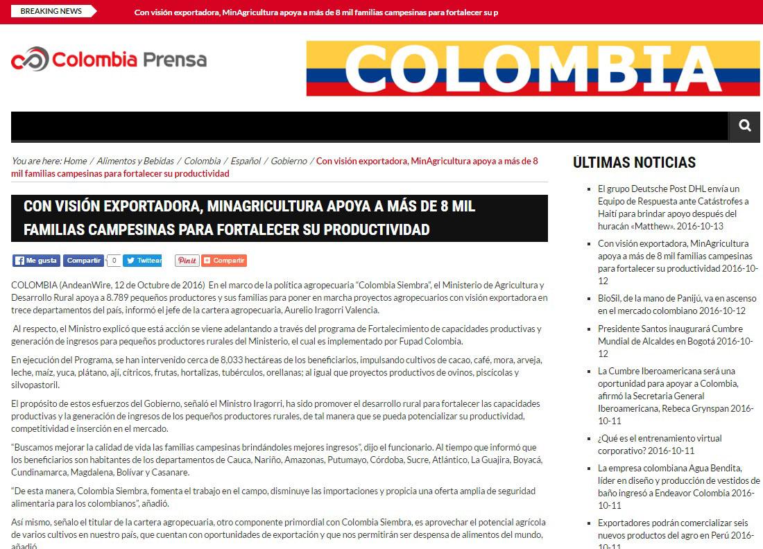 Colombia Prensa