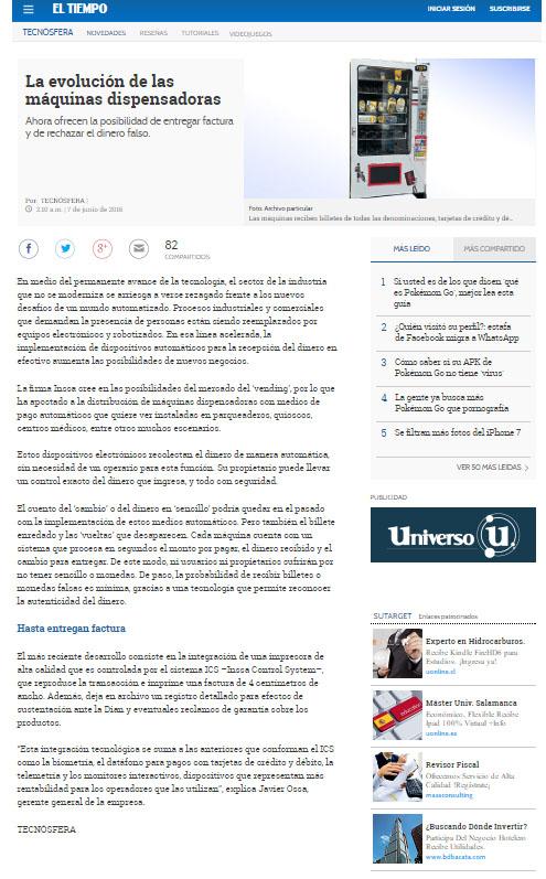EL TIEMPO.COM-INSSA 4 DE ABRIL DE 2016