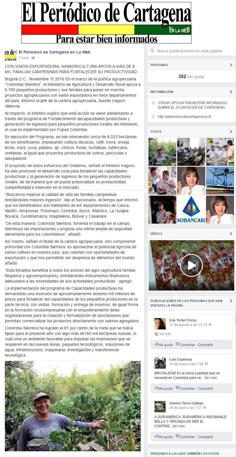 El Periódico de Cartagena