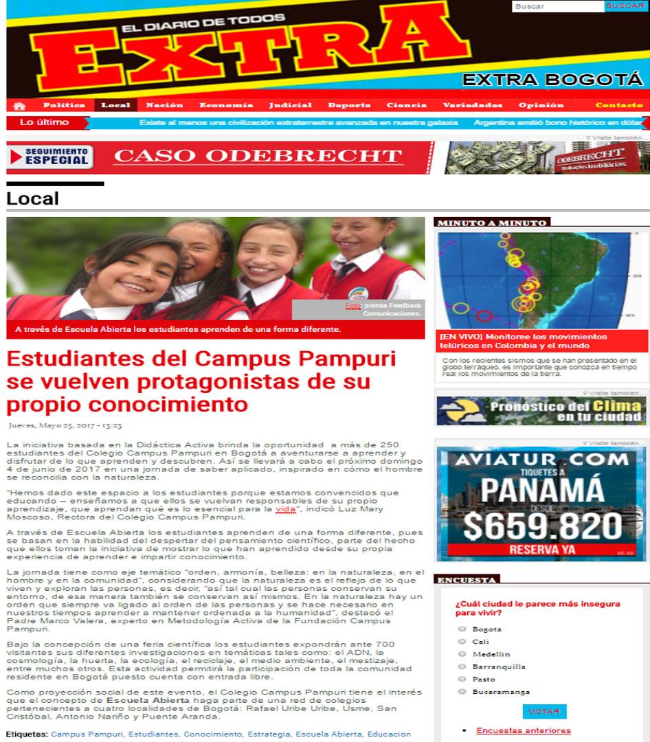 Extra Bogotá