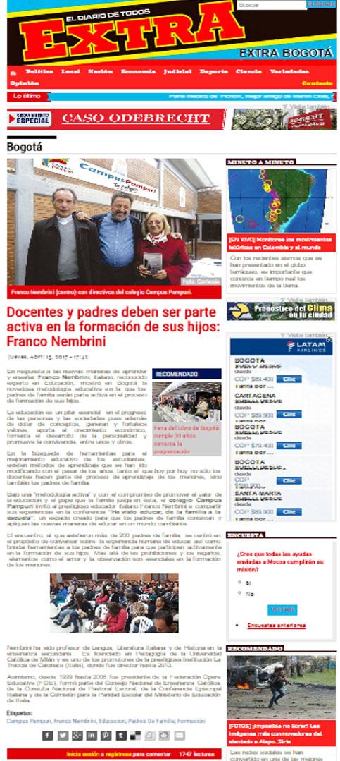 Extra Bogotá 13