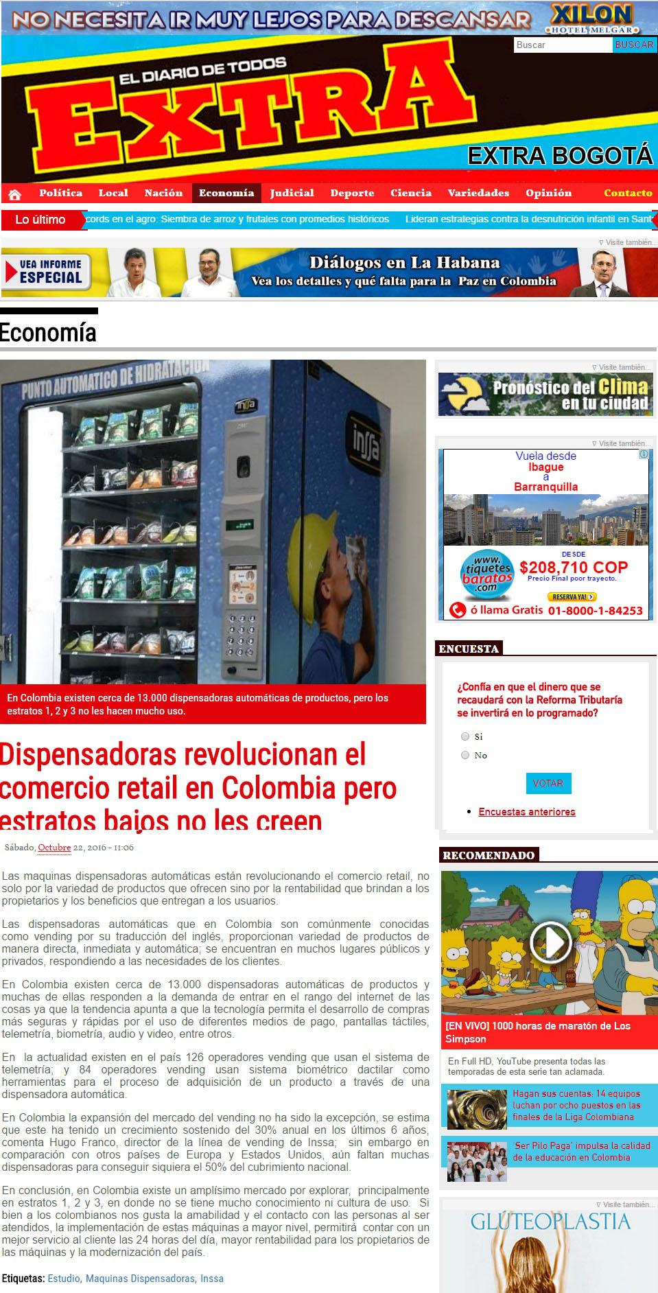 Extra Bogotá 22 de Octubre [web]
