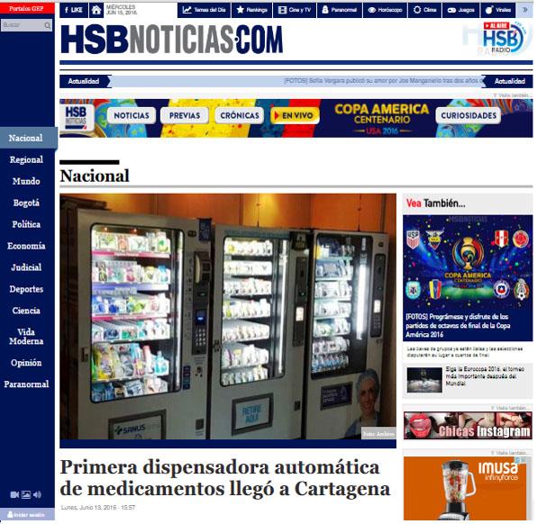 HSB NOTICIAS.COM 13 DE JUNIO DE 2016