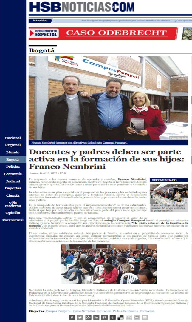 HSB Noticias 13 de abri