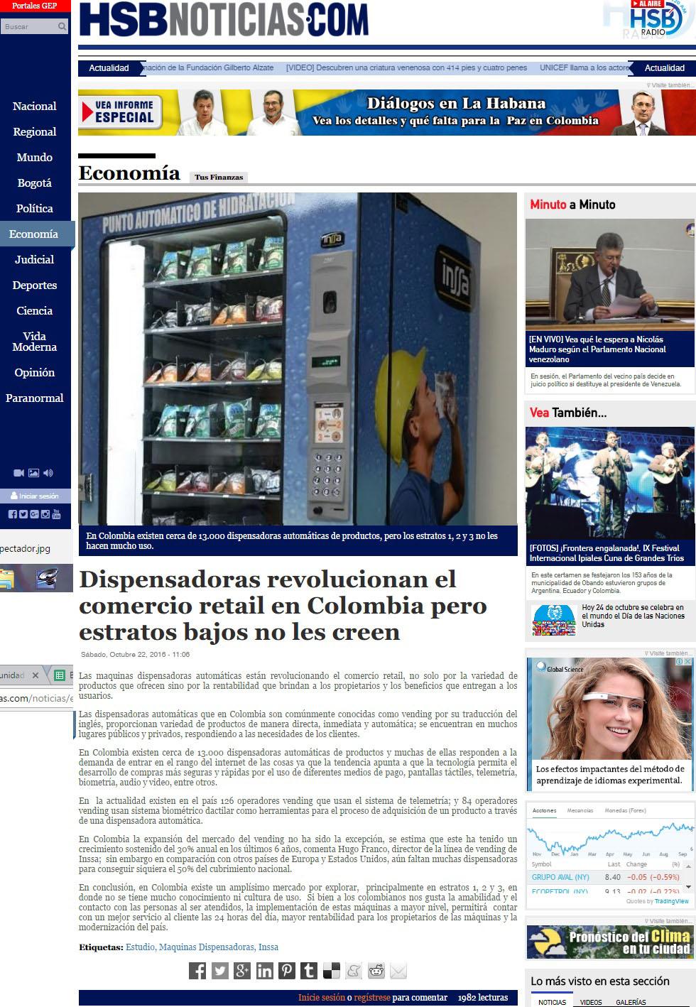 HSB Noticias 22 de Octubre [web]