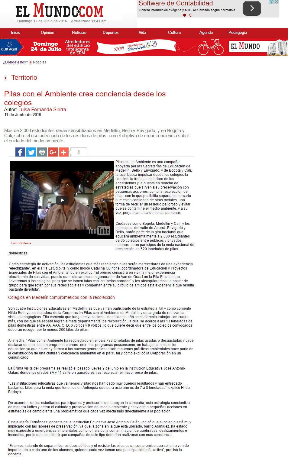 PILA ESTUDIO www.elmundo.com 12-06-2016