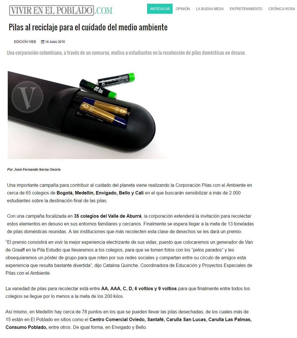 PILA ESTUDIO-www.vivirenelpoblado.com 14-06-2016